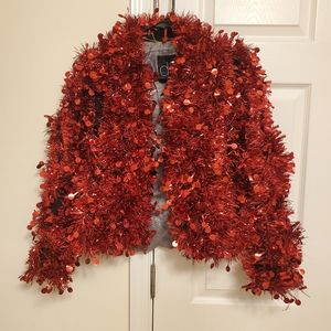 Sweaters - Homemade Really Ugly Christmas Sweater / Blazer